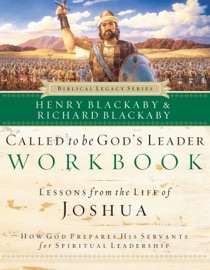 Called to Be God's Leader Workbook PDF Download