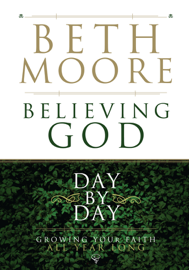 Believing God Day by Day book