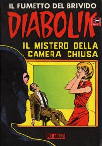 DIABOLIK #26 Libro Cover