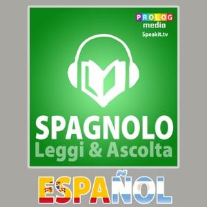 Spagnolo | Leggi & Ascolta | Frasario, Tutto audio (55004) Book Cover