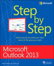Microsoft® Outlook® 2013 Step by Step