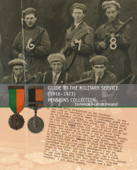 Guide to the Military Service (1916-1923) Pensions Collection