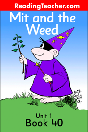 Mit and the Weed book