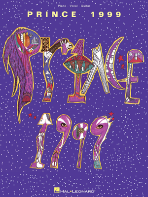 Prince - 1999 (Songbook) - Prince book