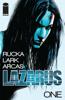 Greg Rucka & Michael Lark - Lazarus #1  artwork
