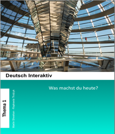 Deutsch Interaktiv Thema 1