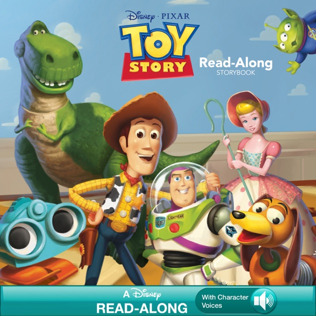 Toy story read along storybook by disney book group on apple books - Cochon de toy story ...
