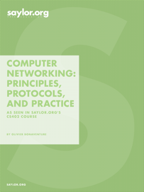 Computer Networking: Principles, Protocols, and Practice book