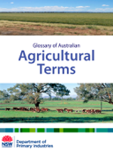 Glossary of Australian Agricultural Terms