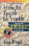 How To Speak To Youth    And Keep Them Awake At  The Same Time