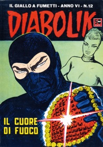 DIABOLIK (88) Book Cover