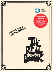 The Real Book with Backing Tracks (Songbook)