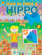How To Paint A Hippo
