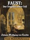 Faust Der Tragdie Erster Teil German Edition