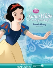 Snow White And The Seven Dwarfs Read-Along Storybook