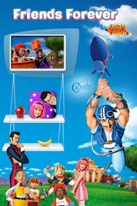 LazyTown's Friends Forever BooClip Summary