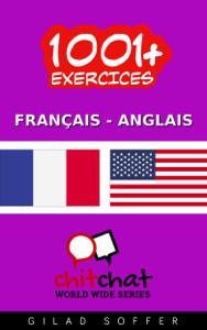 1001+ Exercices Français - Anglais La couverture du livre martien