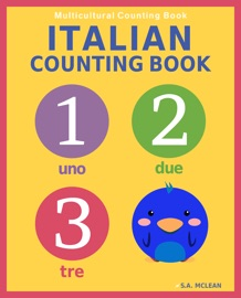 Italian Counting Book - S.A. Mclean