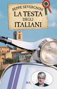 La testa degli italiani Copertina del libro