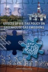 Effects Of US Tax Policy On Greenhouse Gas Emissions