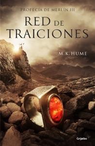 Red de traiciones (Profecía de Merlín 3) Book Cover
