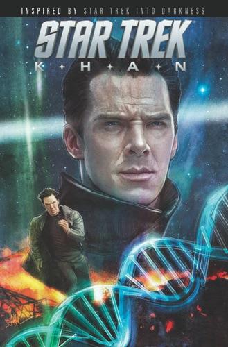 Mike Johnson, Paul Shipper & Claudia Balboni - Star Trek: Khan