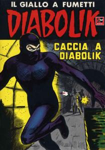 DIABOLIK #41 Libro Cover