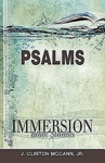 Immersion Bible Studies Psalms