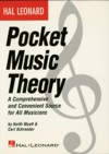 Hal Leonard Pocket Music Theory Music Instruction