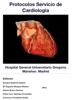 Francisco FernГЎndez-AvilГ©s - Protocolos Servicio CardiologГa ilustraciГіn