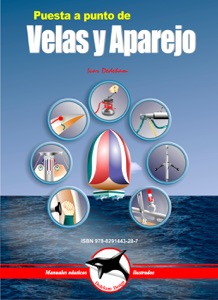 Puesta a punto de : Velas y Aparejo Book Cover