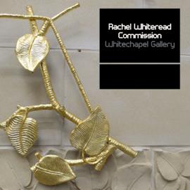 Whitechapel Gallery: Rachel Whiteread Commission book