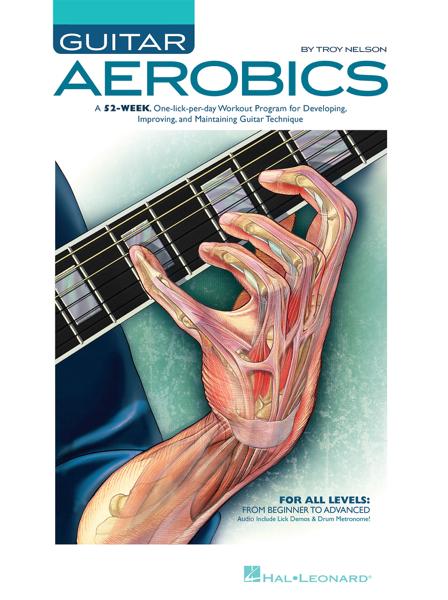 Guitar Aerobics (with Audio) da Troy Nelson
