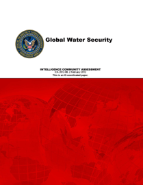 Global Water Security book