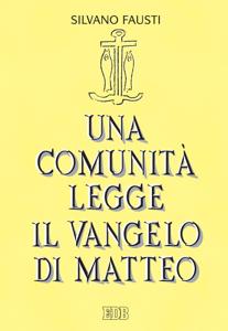 Una comunità legge il Vangelo di Matteo Libro Cover