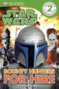 DK Readers L2: Star Wars: Bounty Hunters for Hire (Enhanced Edition)