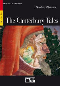 The Canterbury Tales Copertina del libro
