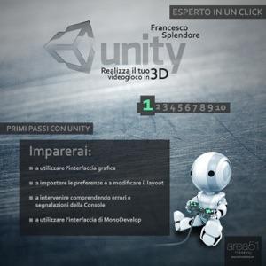 Unity: realizza il tuo videogioco in 3D. Livello 10 Book Cover
