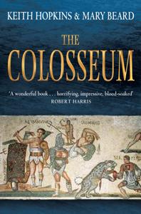 The Colosseum Cover Book