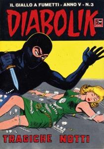 DIABOLIK (53) Book Cover