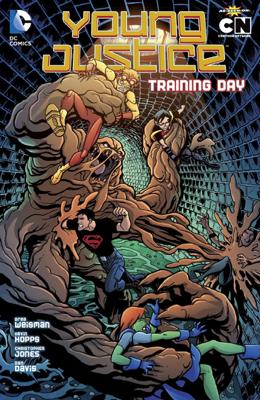 Young Justice Vol. 2: Training Day - Kevin Hopps, Greg Weisman, Christopher Jones, Luciano Vecchio & Dan Davis book
