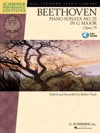 Beethoven Sonata No 25 In G Major Opus 79 Songbook