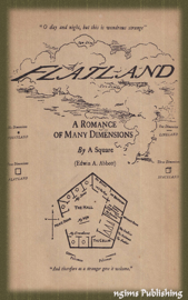 Flatland: A Romance of Many Dimensions (Illustrated + FREE audiobook download link) book