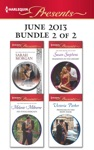 Harlequin Presents June 2013 - Bundle 2 Of 2