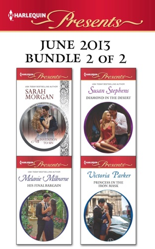 Sarah Morgan, Melanie Milburne, Susan Stephens & Victoria Parker - Harlequin Presents June 2013 - Bundle 2 of 2
