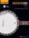 Hal Leonard Banjo Method - Book 1 Music Instruction