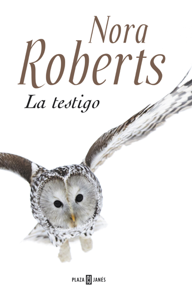 La testigo by Nora Roberts