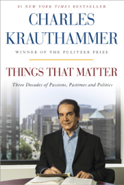 Things That Matter book reviews