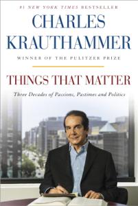 Things That Matter ebook