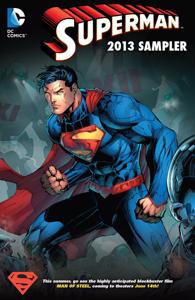 Superman Sampler 2013 Book Review